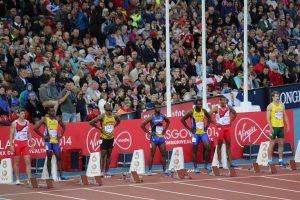 full size hurdles start