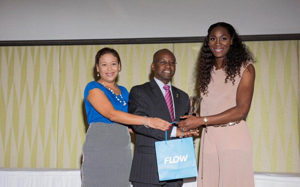 BOA Celebrates Barbados' Best Athletes At Flow BOA 2015 Awards Ceremony